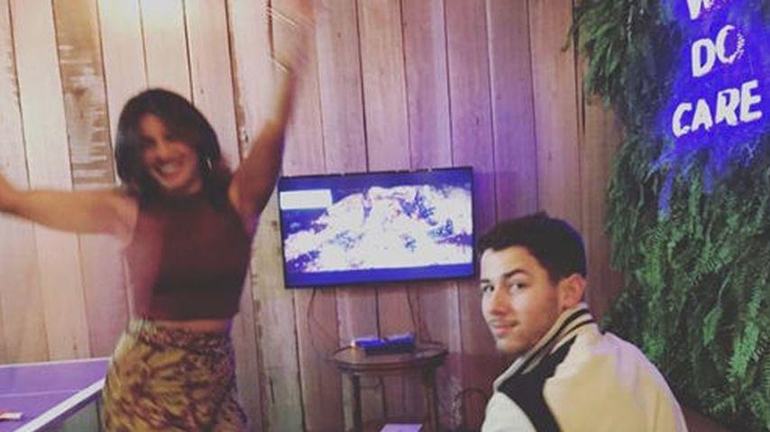 Priyanka Chopra zockt ihren Nick bei Videospielen ab
