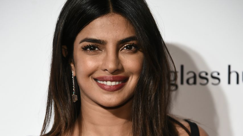 Priyanka Chopra bei einer Fashion-Show in New York City