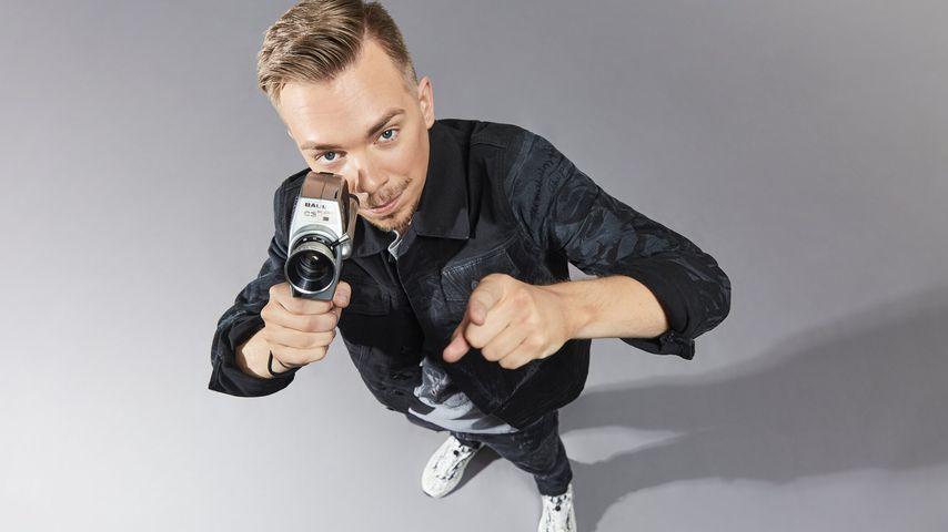 """Promi Big Brother""-Bewohner Udo Bönstrup"