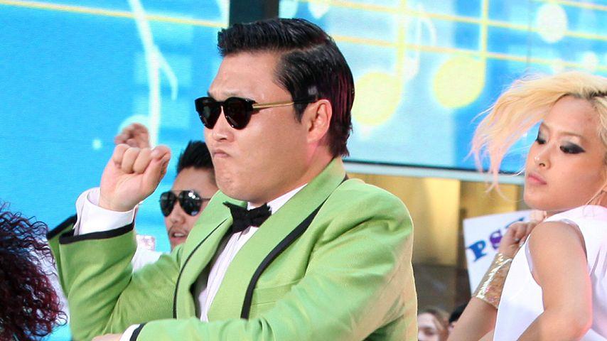 Psy: Gangnam Style galoppiert in die Charts!