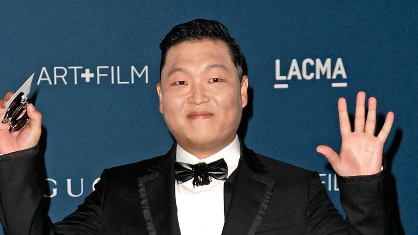 "Rekord: 2 Mrd. Klicks für Psys ""Gangnam Style"""