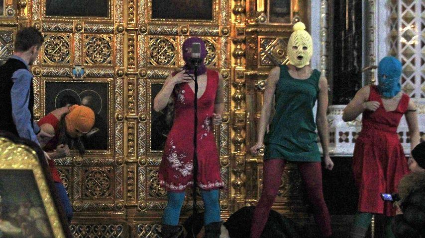 Pussy Riot: Von Putin gehasst, von 1LIVE geliebt