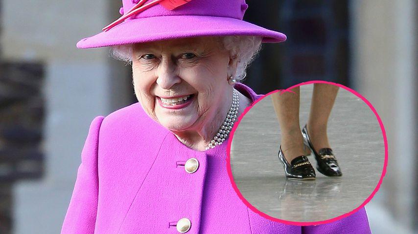 50 Jahre Kundin: ER entwarf die Lieblingsschuhe der Queen!