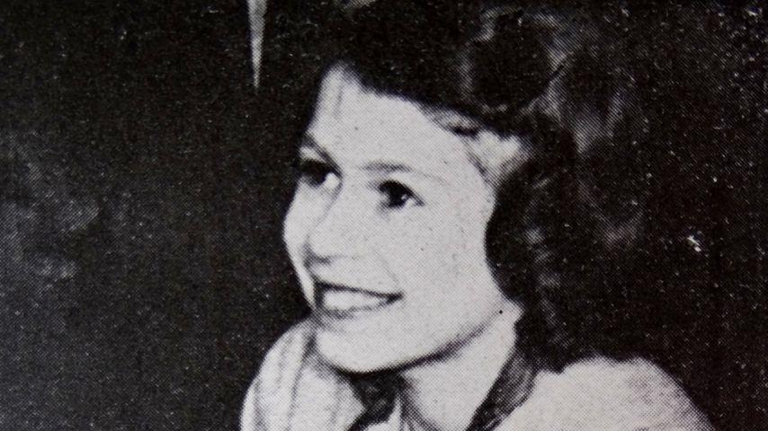 Queen Elizabeth II. als junges Mädchen, 1937