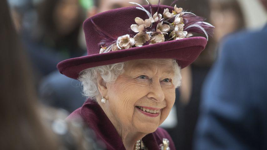 Die Queen gibt Ehrengast ihrer Geburtstagsparade bekannt