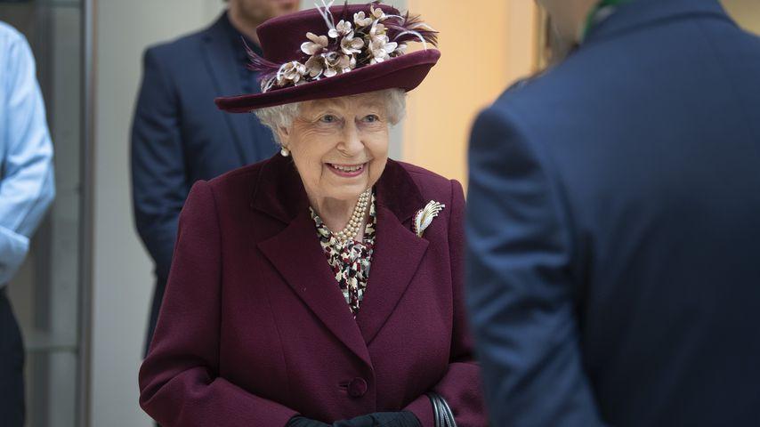 Queen Elizabeth II. im Februar 2020