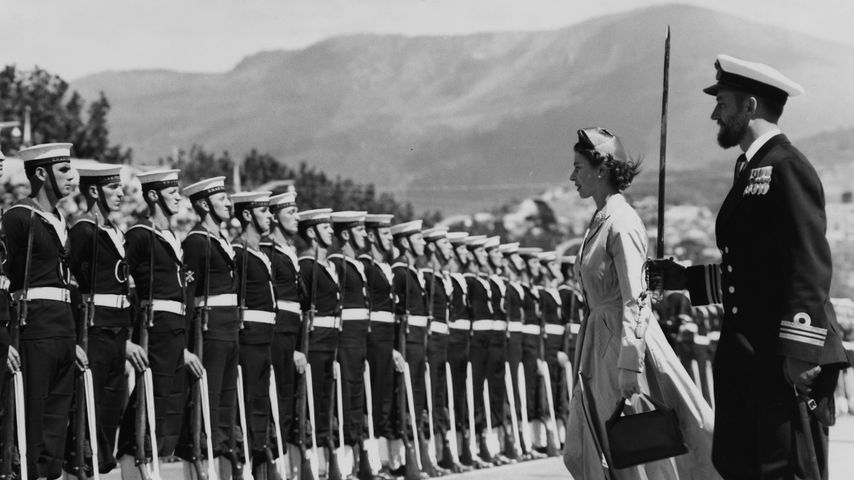 Total schick: 65 Jahre altes Foto der Queen veröffentlicht