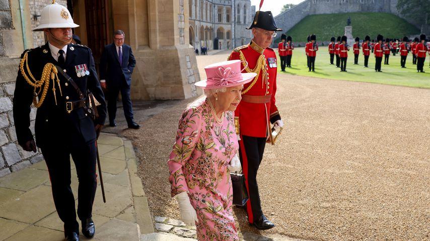 Queen Elizabeth II. im Juni 2021