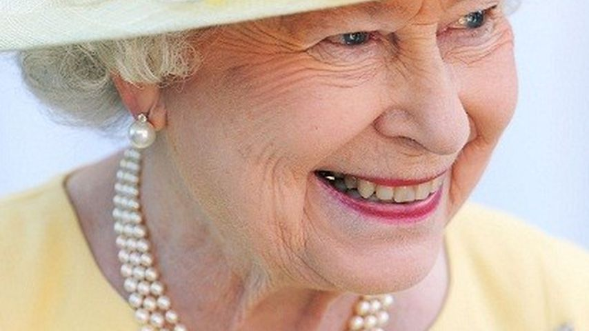 Zum 60. Jubiläum: Ein Lama für Queen Elizabeth II.