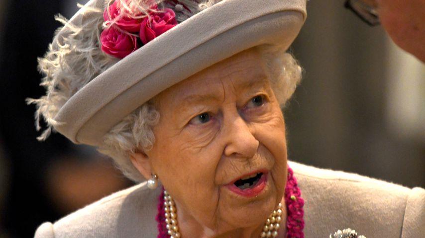 Queen Elizabeth II. im Oktober 2019