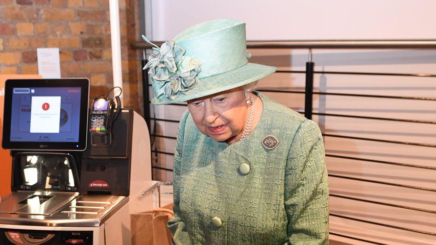 Queen Elizabeth II. im Mai 2019 in London