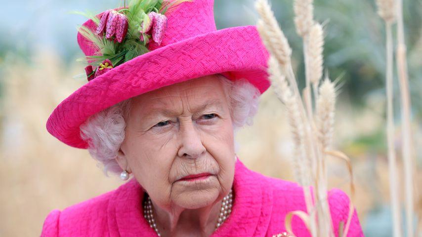 Queen Elizabeth II. im Jahr 2019