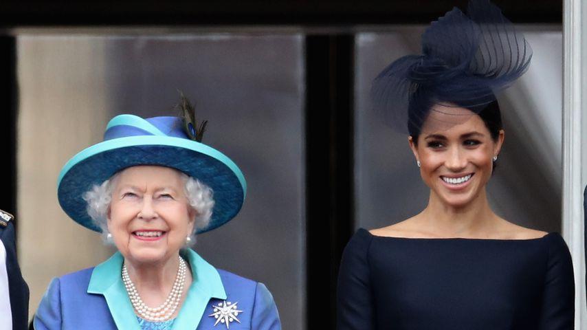Das wird die Queen Herzogin Meghan zum Geburtstag schenken!