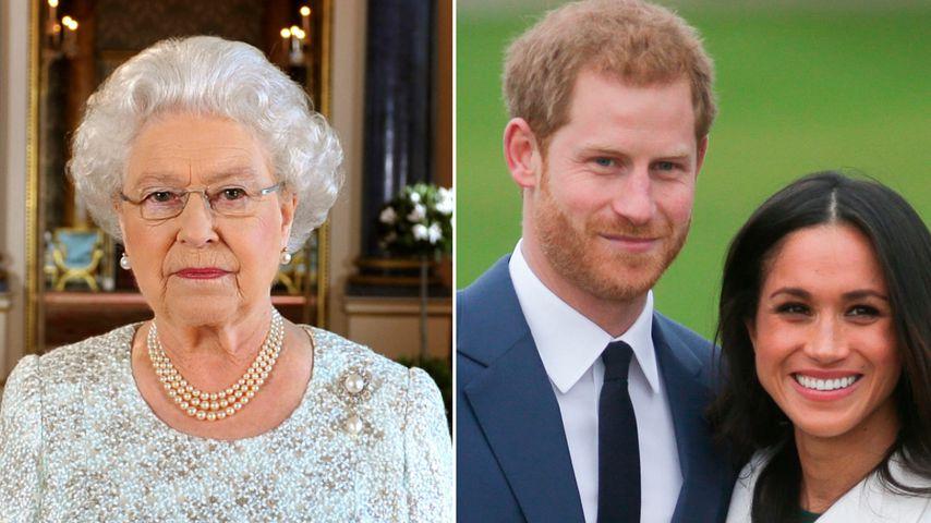 Hat die Queen genug vom Drama um Prinz Harry und Meghan?