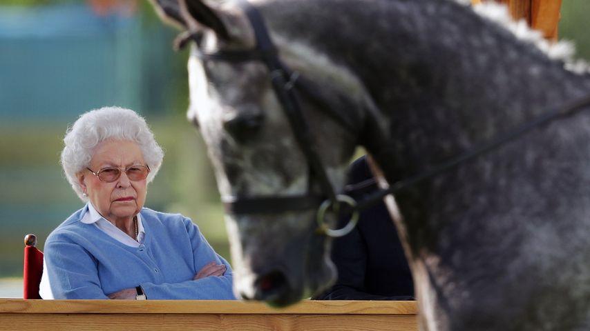 Queen Elizabeth II. bei der Royal Windsor Horse Show 2018