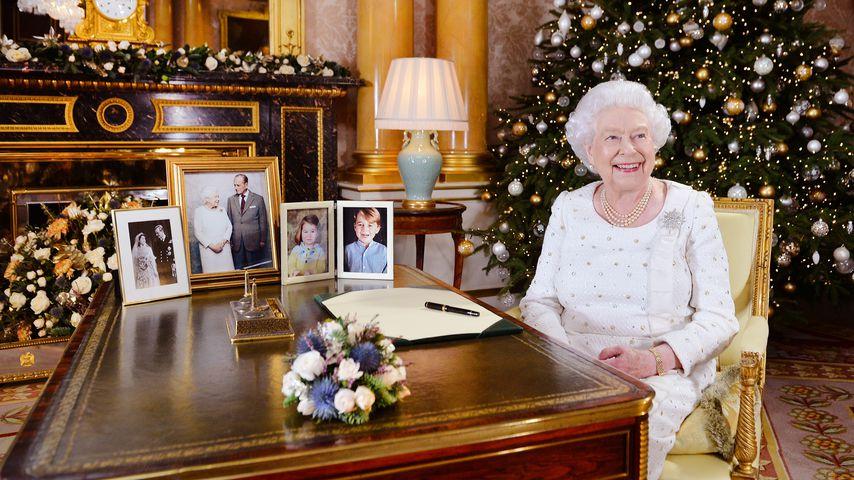Queen Elizabeth II., Weihnachtsansprache 2017