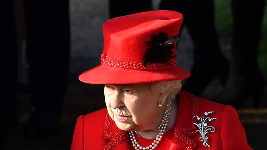 Queen Elizabeth II. in Sandringham