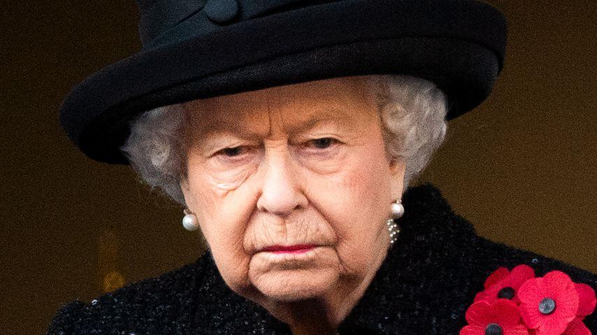 Queen Elizabeth II. im November 2019