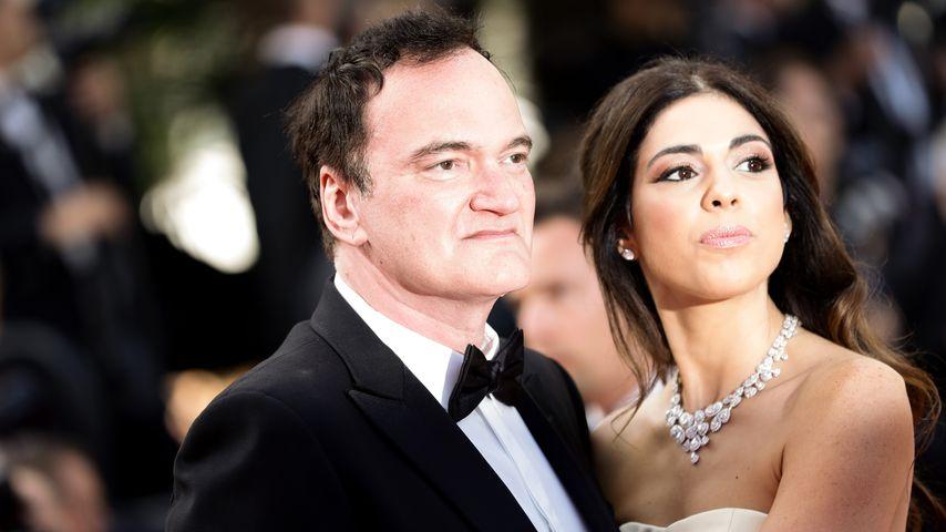 """Quentin Tarantino mit seiner Frau Daniella bei einem Screening von """"The Specials"""""""