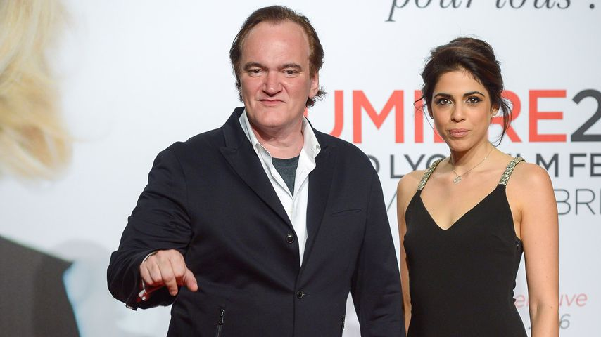 """Kill Bill""-Regisseur Quentin Tarantino soll heute heiraten!"