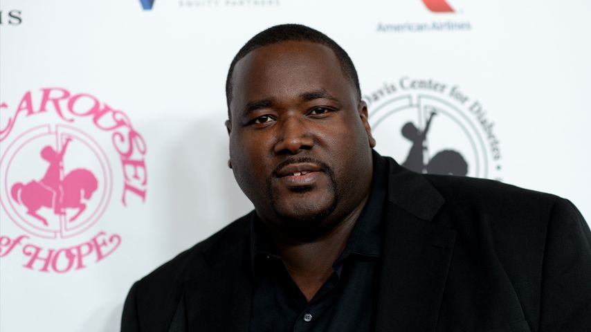 Quinton Aaron beim Carousel of Hope Ball in Los Angeles 2016