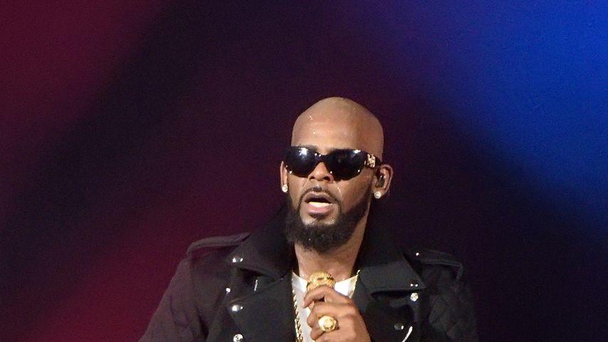 R. Kelly bei einem Auftritt in Chicago, 2016