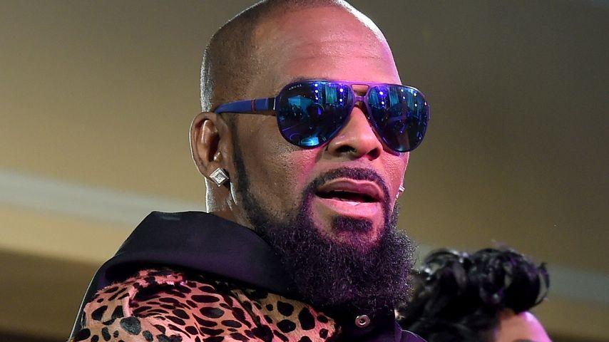 Verklagt! Schwänzt R. Kelly absichtlich Konzert-Auftritt?
