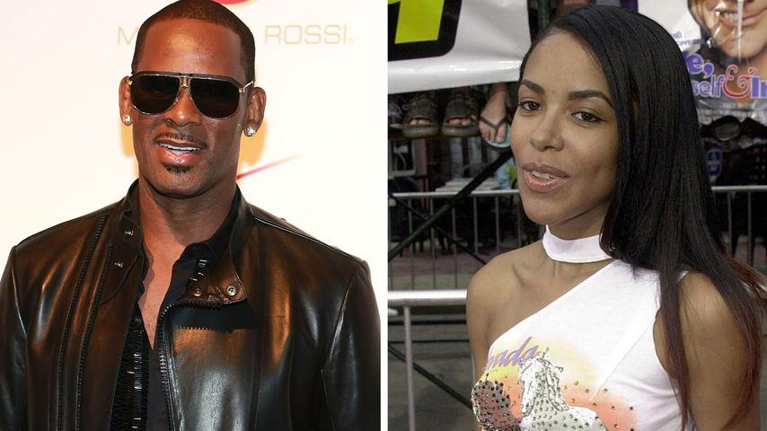 Bestechung: So konnte R. Kelly 15-jährige Aaliyah heiraten