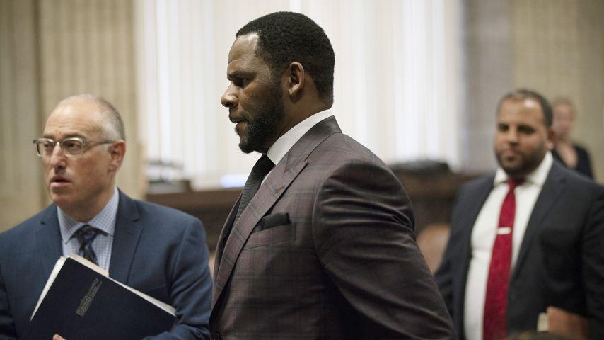 R. Kelly vor Gericht in Chicago, Juni 2019