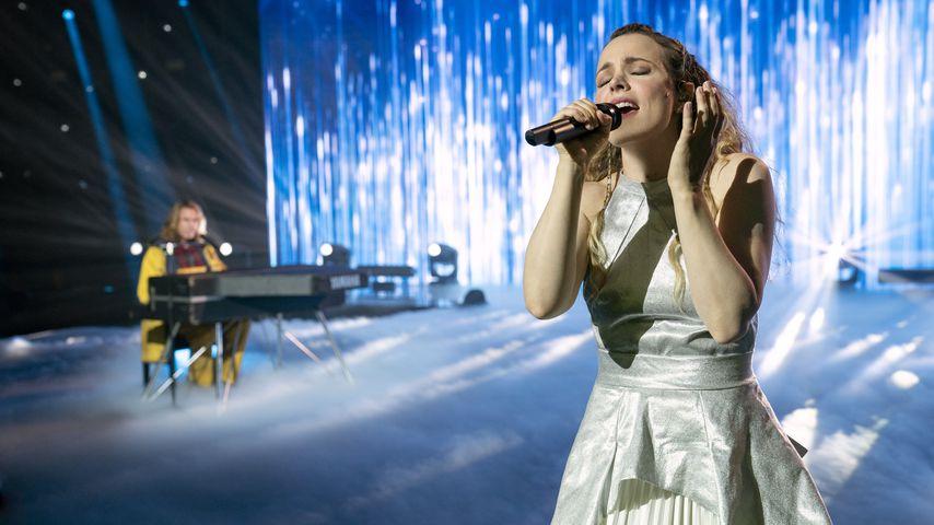 "Rachel McAdams in einer Szene aus ""Eurovision Song Contest: The Story of Fire Saga"""