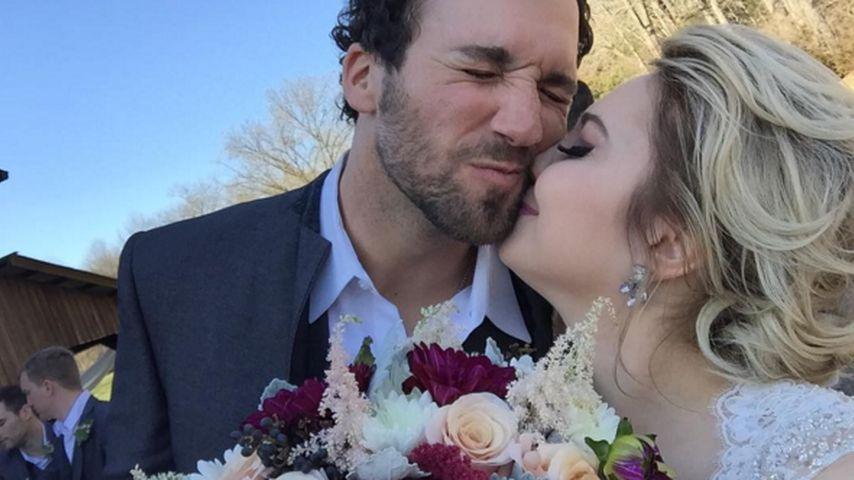 """Country-Hochzeit: """"The Voice""""-RaeLynn hat geheiratet!"""