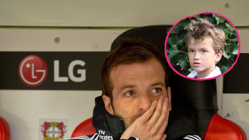 Große Sorge: Rafael van der Vaart bangte um Sohn Damian!
