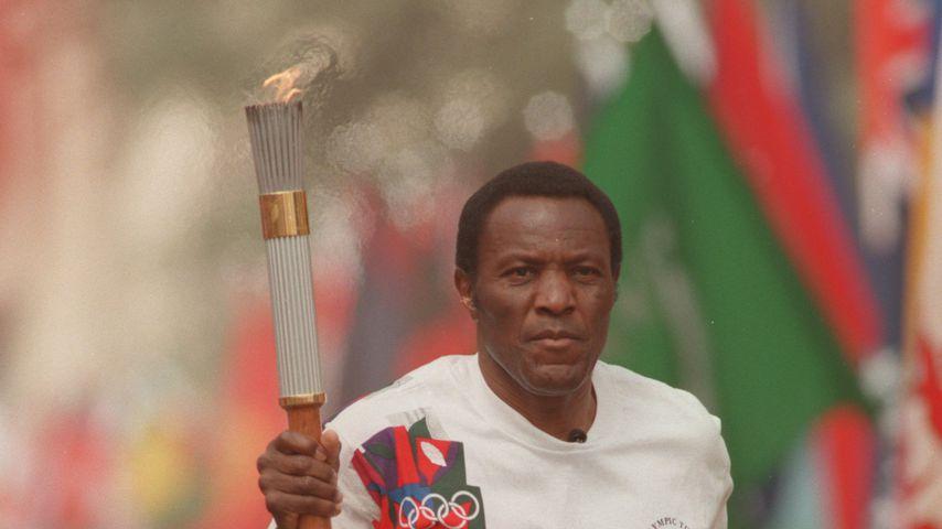 Olympiasieger und Schauspieler Rafer Johnson ist gestorben