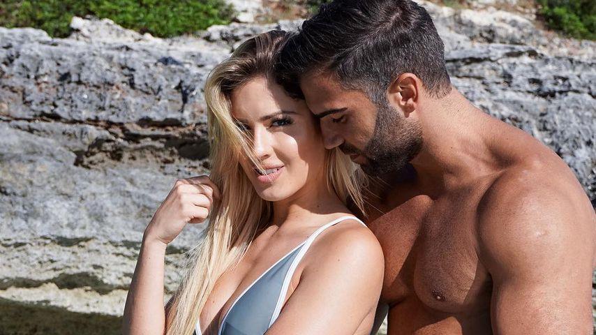 Nach Bachelorette-Exit: Rafi kuschelt mit sexy Blondine!
