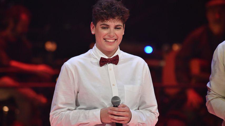 "Rahel Maas, Kandidatin bei ""The Voice of Germany"" 2018"