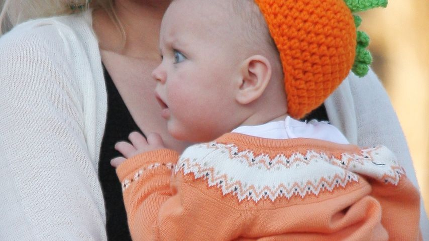 Holly Madison verteidigt den Namen ihrer Tochter