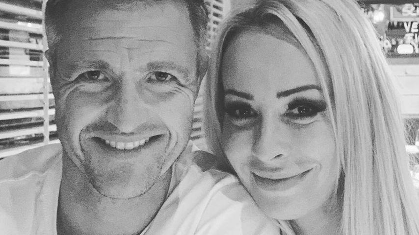 Selfie mit Ex Ralf: Cora Schumacher begeistert ihre Follower