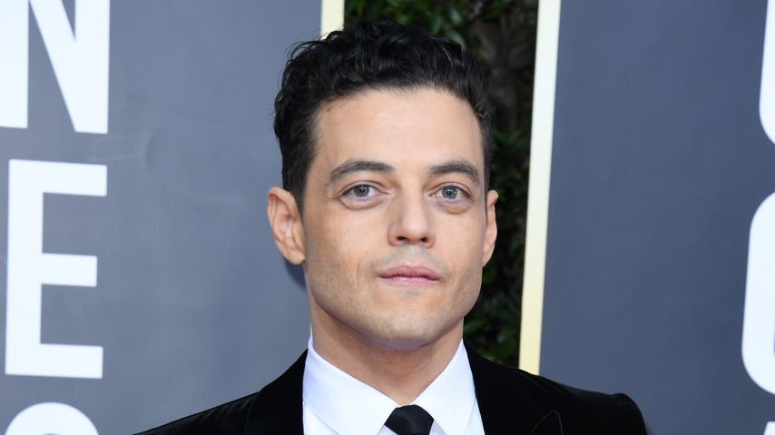 Rami Malek bei den Golden Globe Awards 2020
