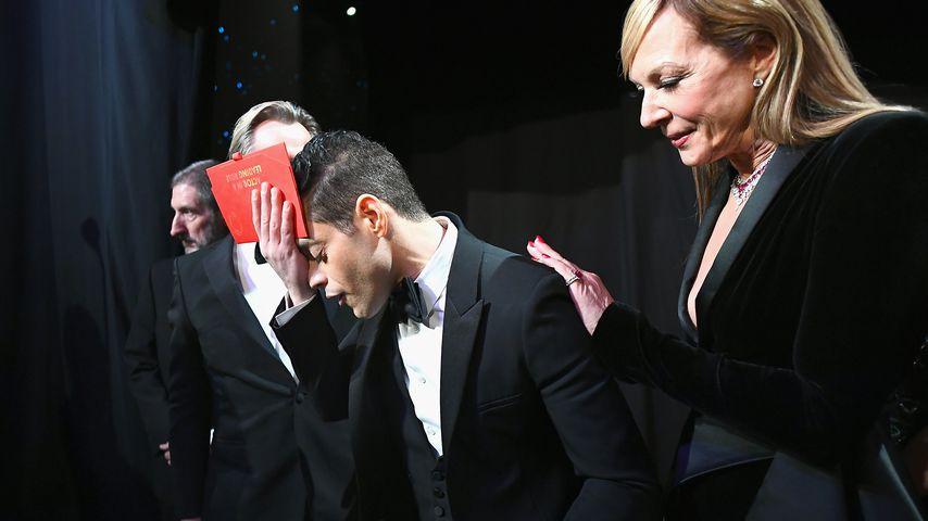 Rami Malek bei der Oscar-Verleihung 2019