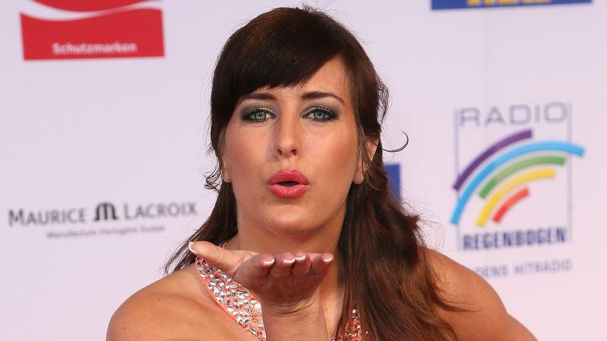 Ramona Stöckli bei den Radio Regenbogen Award 2013