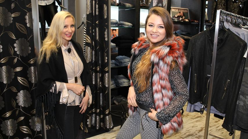 "Ramona und Joelina Drews bei ""Promi Shopping Queen"""