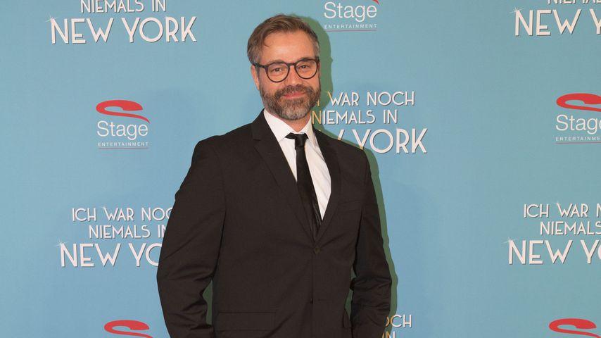 """Raphael Schneider bei der """"Ich war noch niemals in New York""""-Premiere in Hamburg"""