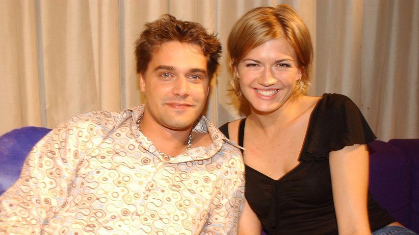 Raphael Vogt und Nina Bott bei GZSZ