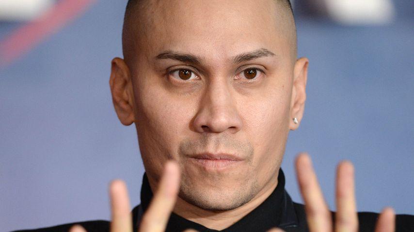 Rapper Taboo von den Black Eyed Peas