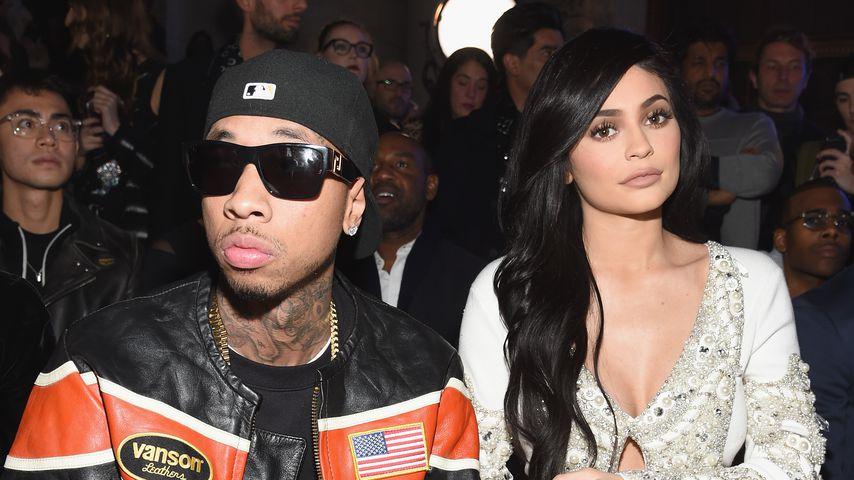 Rapper Tyga und Reality-TV-Star Kylie Jenner