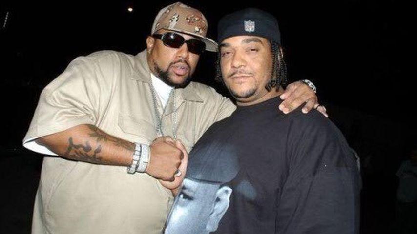Rapperfreunde Le$ und Mr. 3-2