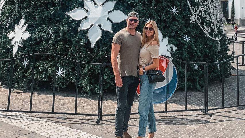 Raúl Richter und Vanessa Schmitt 2021 in Guatemala