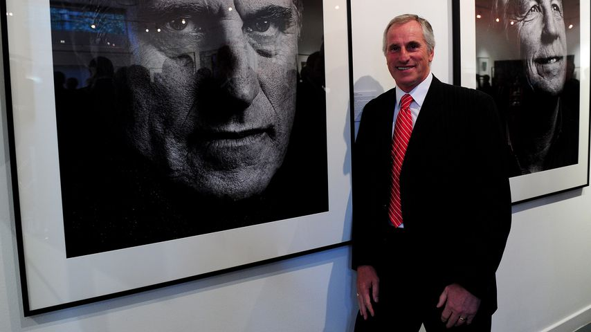 Ray Clemence im Mai 2010 in London