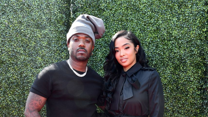 Ray J und Princess Love bei den MTV Movie and TV Awards, 2019