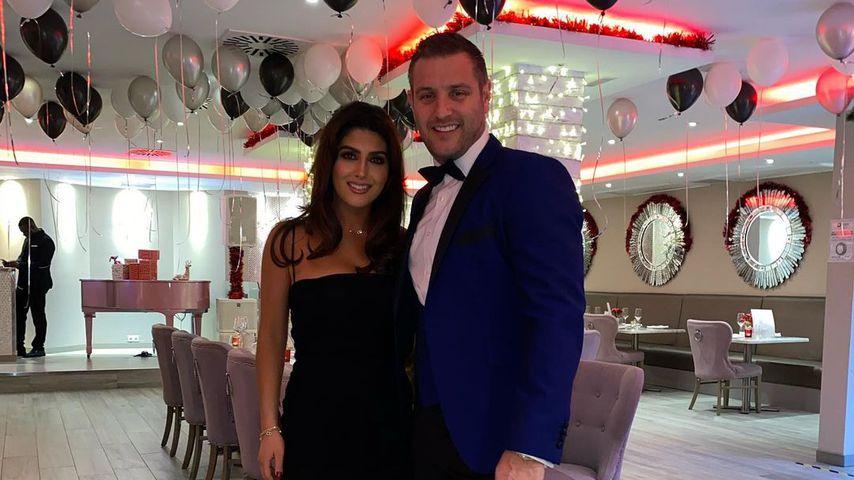 Realitystar Elliott Wright und seine Frau Sadie Stuart